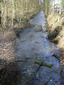The Zoel brook